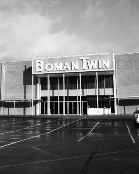 Boman Twin, courtesy of the Beryl Ford Collection/Rotary Club of Tulsa