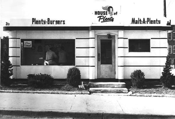 Burt's , courtesy of the Beryl Ford Collection/Rotary Club of Tulsa