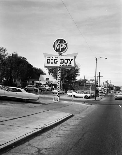 Kip's Big Boy Burger in Tulsa