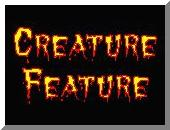 'Creature Feature' on KOKI-23 with Sherman Oaks and Jeanne Tripplehorn