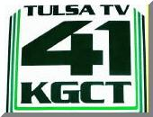 KGCT Channel 41 on the Main Mall