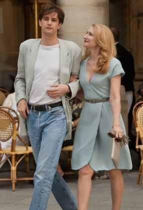 Jim Sturgess and Patricia Clarkson