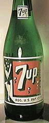 "7 Up (not yet ""the Uncola"")"
