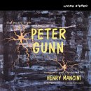Music from Peter Gunn, by Henry Mancini