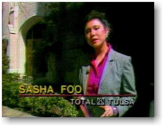 Sasha Foo, courtesy of Jim Reid