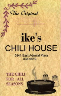 Ike's Chili (courtesy of Jim Ransom)