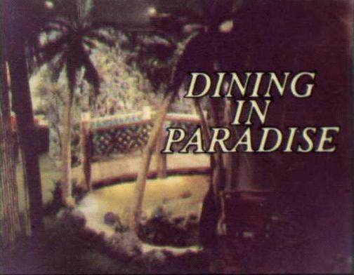 Dining in Paradise at Jade East