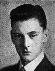 A. Leonard Rosenberg, aka Tony Randall at Central, 1936