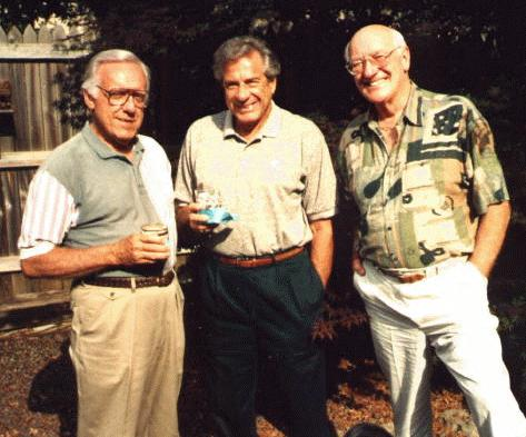 Lee Woodward, Bob Hower and Bob Mills, courtesy of Lee