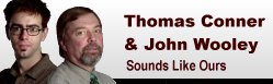 Thomas Conner and John Wooley of the Tulsa World