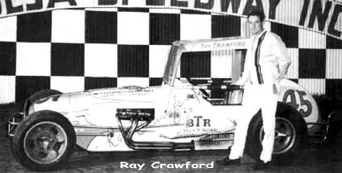 Photo of Ray Crawford by Freddy Gaither, courtesy of Warren Vincent