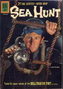Sea Hunt comic book I once owned, and now do again, thanks to eBay