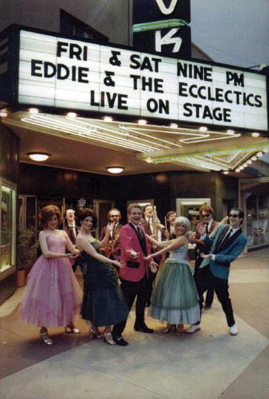 Eddie and the Ecclectics, Summer of 1981