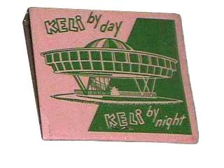 KELi matchbook