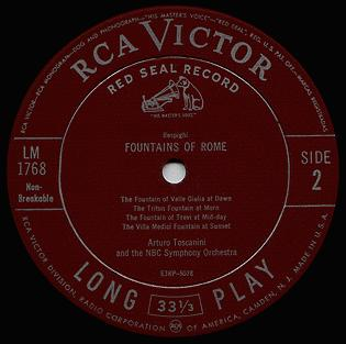 RCA Red Seal label