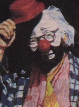 Ed Birchall (Ho Ho The Clown)