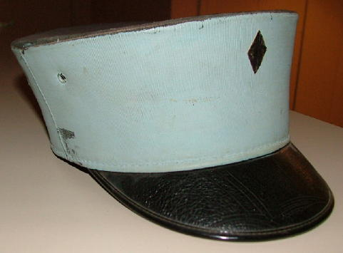 Mr. Zing's hat