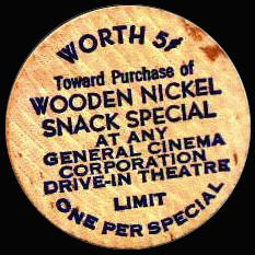 GCC wooden nickel
