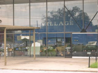 The former Village Theatre, courtesy of Jeff Stuckey