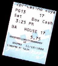 The webmaster's ticket