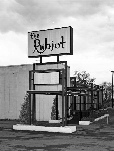 The Rubiot, courtesy of the Beryl Ford Collection/Rotary Club of Tulsa