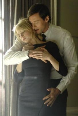 Michelle Williams and Hugh Jackman