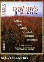 Cowboys in Tall Grass DVD