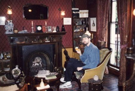 The webmaster in 221B Baker Street