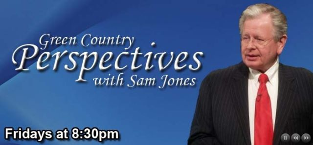 Green Country Perspectives with Sam Jones