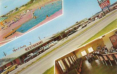 Town and Country Motor Hotel