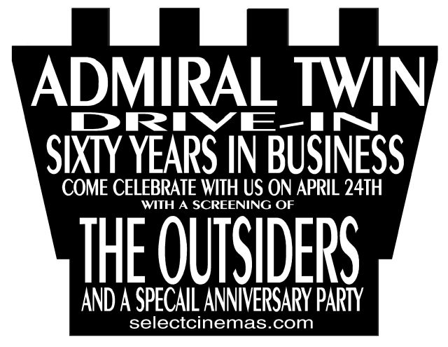 Admiral Twin's 60th