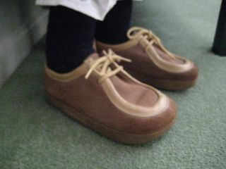 Granny's shoes