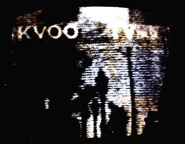 Courtesy of Jeff Kadet, a 1964 screenshot of KVOO, Channel 2, Tulsa, taken in Needham, Massachusetts!