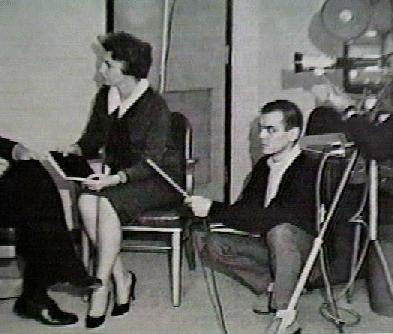 Betty Boyd and Bill Ward